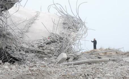 demolarea turnului