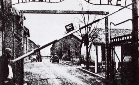 Lagarul de la Auschwitz