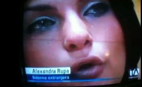 Presedintele Ecuadorului si-a dat palme, tulburat de ochii unei romance!