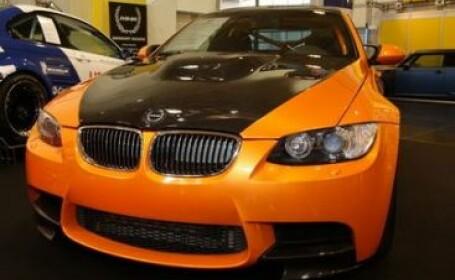 BMW M3 cu 734 de cai la Essen Motor Show! Galerie Foto!