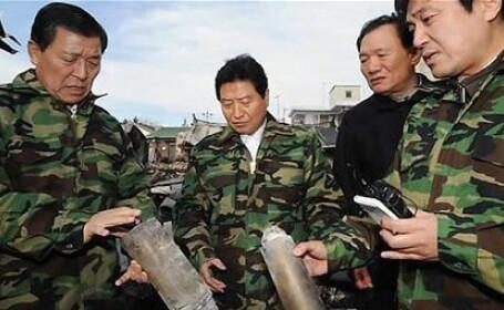 Un oficial din Coreea de Sud a confundat 2 termosuri cu obuze nord-coreene