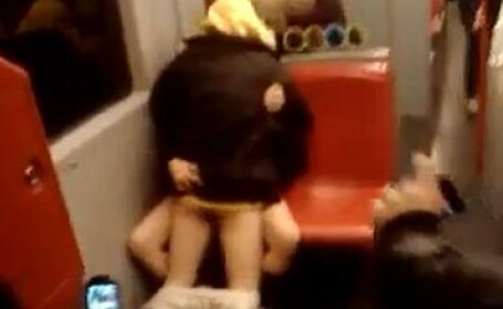 Sex la metrou