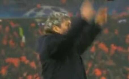 VIDEO Gestul lui Mircea Lucescu la golul superb inscris de Rat!