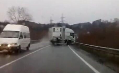 TIR accident