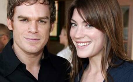 Dexter si Debra Morgan