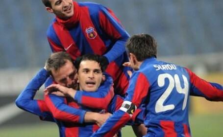 Steaua a plecat la Napoli fara Tanase si Banel! Surdu va fi CAPITAN