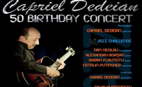 Concert Capriel Dedeian
