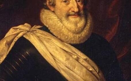 Craniul regelui francez Henric IV, gasit in casa unui pensionar!