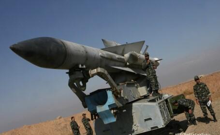 Iranul ameninta Israelul cu disparitia: Este o \