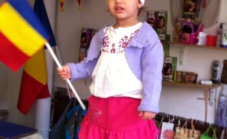 copil Romania