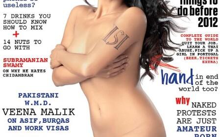 Veena Malik, FHM