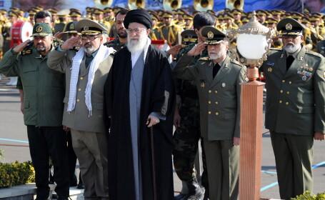 Ayatollahul Ali Khamenei din Iran