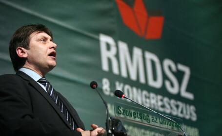Victor Ponta, Crin Antonescu si Vasile Blaga vor participa la Congresul UDMR