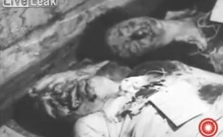 Benito Mussolini, mort, executat