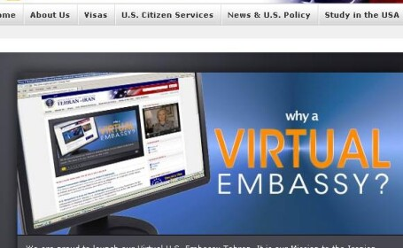 ambasada virtuala SUA-Iran