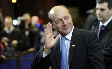 Presedintele Traian Basescu participa joi si vineri la lucrarile Consiliului European