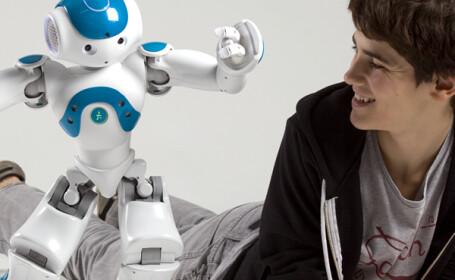 robotul NAO Next Gen
