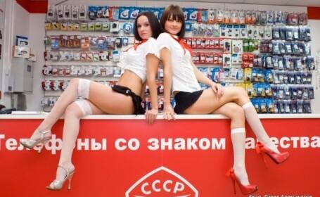 vanzatoare Rusia