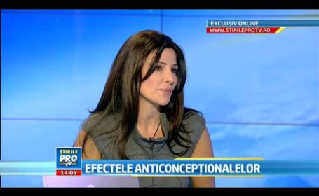 Videochat cu Oana Cuzino