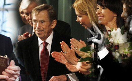 cover, Vaclav Havel