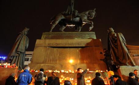 Cehia este in doliu. Mii de oameni i-au adus un omagiu lui Vaclav Havel