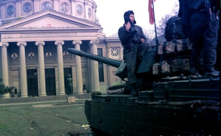 21 decembrie 1989 - ziua in care bucurestenii au inceput lupta impotriva comunismului