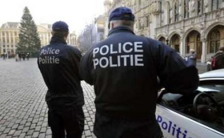 politisti Belgia