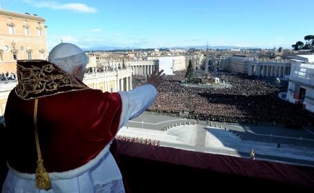 Pentru Papa Benedict, Craciunul a devenit prea comercial. Ce le-a cerut crestinilor in mesajul sau