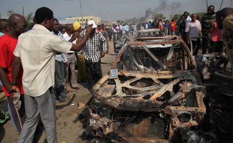Craciun insangerat pentru crestini. Musulmanii au ucis 40 de nigerieni cu bombe in biserici
