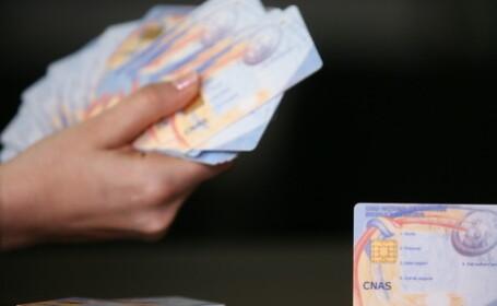 Cardul national de sanatate, prevazut in noul proiect al legii sanatatii, trebuia livrat acum 4 ani