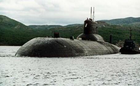 Submarin nuclear rusesc