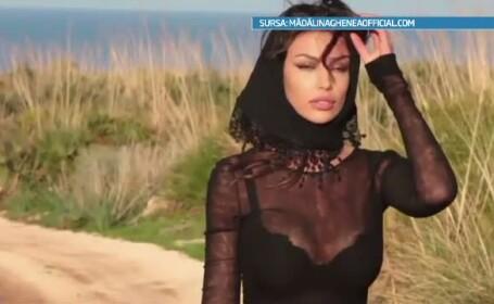 De la fata care nu-si permitea o inghetata, la cea mai in voga frumusete made in Romania