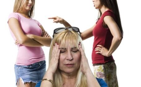 Drama traita de doua surori: \