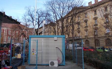 Aer mai curat in Timisoara. Praful nu mai invadeaza statiile de monitorizare a calitatii aerului