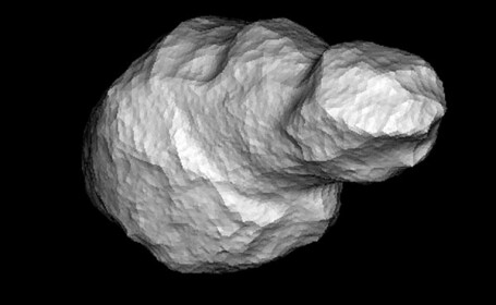 asteroidul Toutatis 4179
