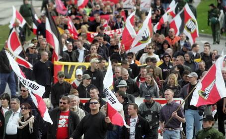 NPD, Partidul National Democrat, neo-nazist, extrema dreapta, Germania