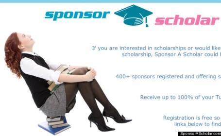 sponsori studente