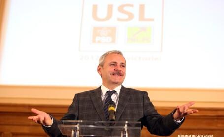 Liviu Dragnea ii raspunde lui Basescu: Doamne, iarta-ma! Cum sa puna USL presiune pe Justitie?