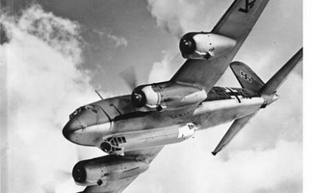 avion Luftwaffe, Al doilea razboi mondial