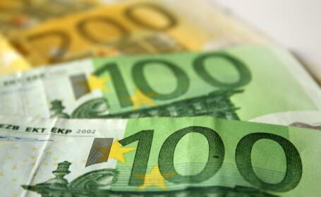 euro bancnote