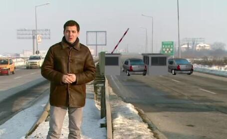 Autoritatile vor sa introduca din 2013 taxa de autostrada pe trei sosele de viteza. Ce spun soferii