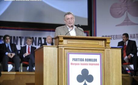 Madalin Voicu, Partida Romilor