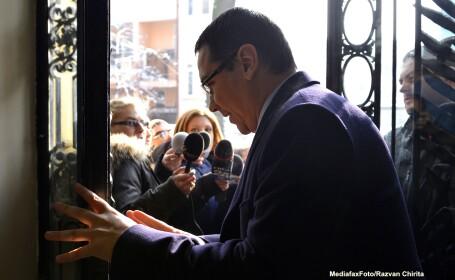 Ponta: Multi din PSD spun ca Stanescu vorbeste cu voie; eu nu cred, dar astept o dovada de la PNL