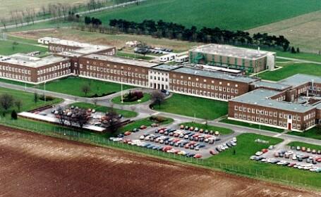 baza militara de cercetare Porton Down