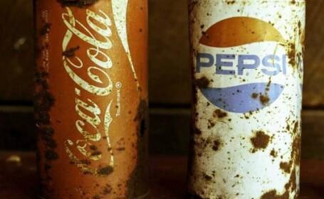 Pepsi si Coca-Cola