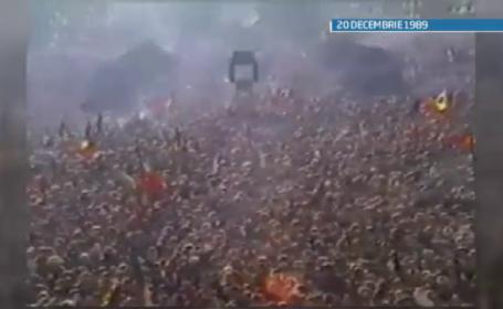 Sirenele au sunat la Timisoara, la 23 de ani de cand a devenit primul oras eliberat de comunism