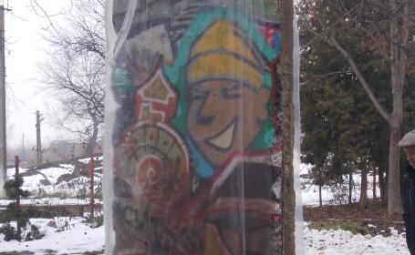 zidul berlinului, timisoara