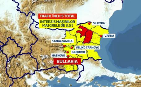 bulgaria blocata