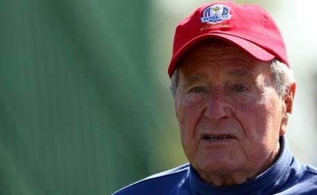 Starea de sanatate a lui George Bush s-a deteriorat. E sub supraveghere la terapie intensiva