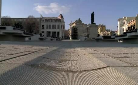 Schimbarea la fata a centrului vechi din Constanta. Cum arata dupa o investitie de 20 milioane EUR